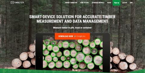 Timbeter New Website Launch
