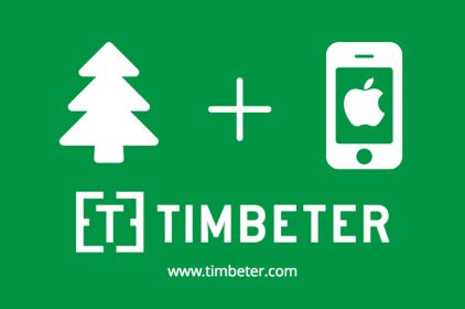 Timbeter for iOS is here!