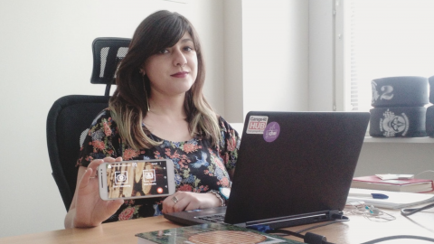 Interview with Rachel Di Giuseppe, Customer Support at Timbeter