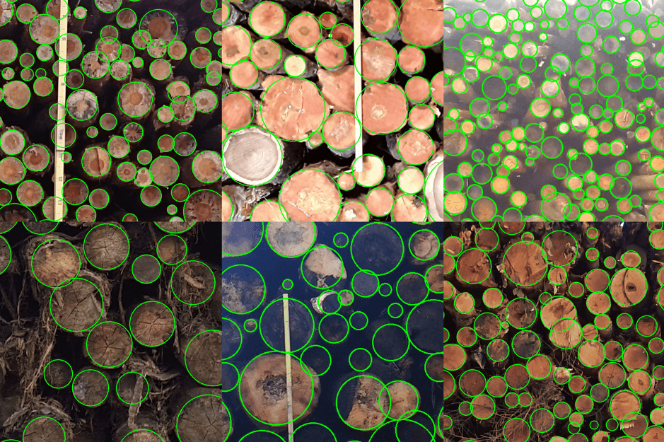 Detecting logs with artificial neural networks. How hard can it be?