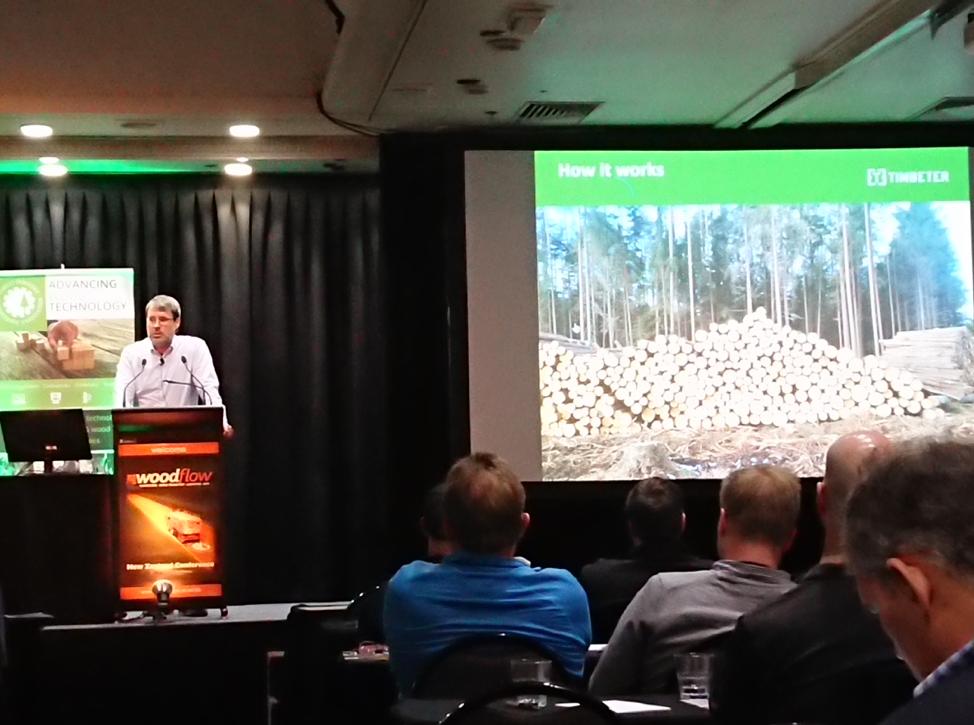 De Norte a Sur – la perspectiva de Timbeter en eventos del sector forestal