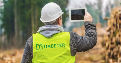 How Timbeter can support social distancing in the forestry sector