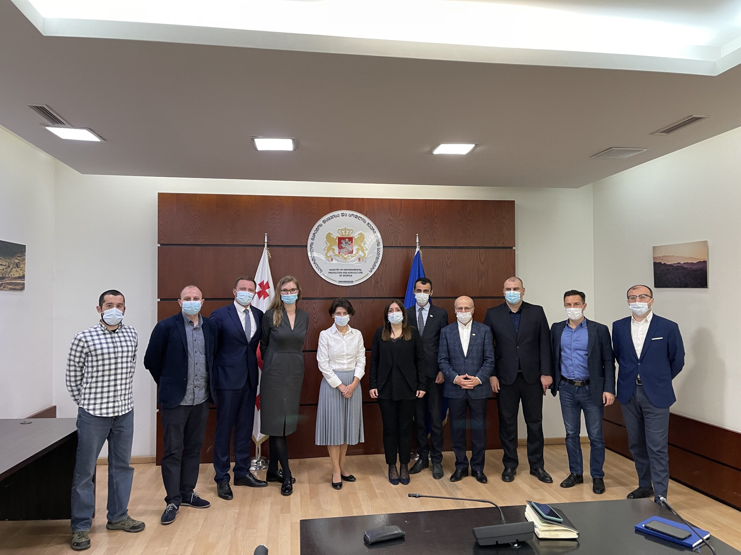 Timbeter and the government of Georgia started cooperation to strengthen the sustainable forestry practices in Georgia
