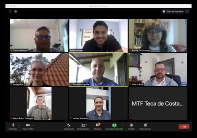 Gobierno de Costa Rica y empresas privadas progresan en el uso de tecnología digital de Timbeter para el manejo forestal